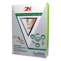 Wholesale V Shape Face - 2N New 2014 Professional V Face Mask Powerful 10 Pieces V-Line Facial Care Cream Slimming Lifting Shaping face care mask