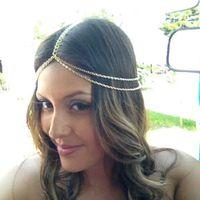 Wholesale Silver Hair Accesories - Women Hair Jewelry Beach Multi Layer Metal Gold Silver Plated Head Chain Headbands Hair Jewelry Tassel Bindi hair accesories Boho Headband