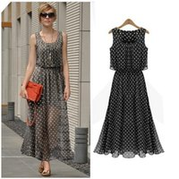 Pleated chiffon maxi dress uk