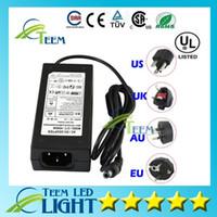 adaptateur de commutation 12v 2a achat en gros de-Alimentation à découpage de LED 110-240V à 12V DC 2A 3A 5A 6A 7A 8A 10A 12,5A Adaptateur de transformateur de lumière à LED 10