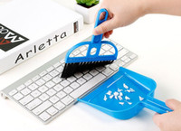 Keyboard Cleaning Brush Kit escova de limpeza para desktop Câmeras digitais Computadores Laptops Celulares Mini Dustpan Small Broom Set
