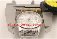 Wholesale Dimond Quality - Luxury Watches lady New Dress 26mm Dimond Sliver case Lovers HiHiHigh quality Automatic Original WOMAN Wristwatch+gift box