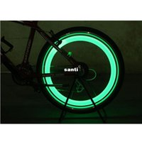 New Arrive Vogue Bright Bike Bicycle Ciclismo Carro Wheel Tire Tire LED Light Lamp