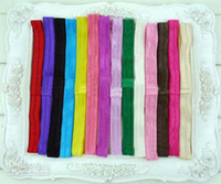 Wholesale Interchangeable Lace Headbands - Interchangeable Elastic Headbands for Babies Newborns Infants Toddlers and Girls of all ages