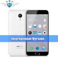 """Wholesale Meizu Quad - Original 5"""" Meizu M2 Mini 4G LTE Cell Phones MTK6735 Quad Core Android 5.1 1280x720 2GB RAM 16GB ROM 13MP Camera Dual SIM"""