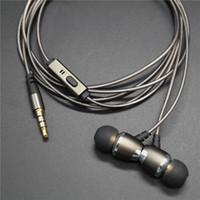 Auricolari auricolari in-ear da 3,5 mm Auricolari auricolari in-ear Super Bass HD Auricolari costruiti con microfono con custodia di alta qualità