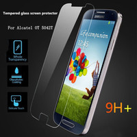 Wholesale Touch Screen G4 - For LG G4 Note LS770 G STYLO Tempered Glass Screen Protector Film For Galaxy J3 J2 For Alcatel One touch Pop Astro 5042T