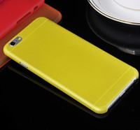 супер тонкий мобильный телефон оптовых-Wholesale-New Arrive Super Thin 0.3MM Transparent Clear Protective Case Cover for Apple  6 Plus 5.5 Inch Mobile Phone Bag