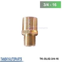 Wholesale Pass Plate - By-Pass Port Mounting Nut Spec: 3 4 - 16 for OIL FILTER SANDWICH PLATE ADAPTER TK-OL02-3 4-16
