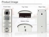Wholesale Diy Wireless Home Security Alarm - Alarm,home alarm,Wireless Solar automatic photographic alarm SP62C,DIY,Low power consumption, Automatic alarm,Security