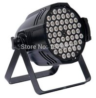 Wholesale Mini Par Can - Wholesale-mini LED PAR Light 54pcs 3W RGBW led par can dmx stage lights disco bar night club lights