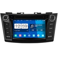 Wholesale Car Gps Dvd Swift - Winca S160 Android 4.4 System Car DVD GPS Headunit Sat Nav for Suzuki Swift 2011 - 2015 with 3G Wifi Radio Player