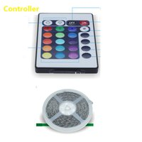 Wholesale Smd 3528 Led Strip Multicolor - 12V Waterproof Adjustable 5M Classical Hot High Bright Led Strips Light RGB Outdoor Lights Home Party Decoration Ribbon Multicolor available