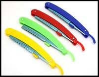 Wholesale Hair Ceramic Scissors - Thinning comb knife sliced burst hair thinning knife Thinning hair is cut short Xiumei Dao