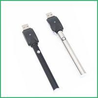ingrosso new styles e vape-Nuova batteria a penna 510 vape e-smart vision style 280mah 350 mah bud touch vape pen CO2 pyrex cartuccia olio