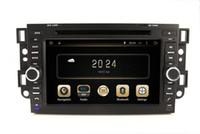 Wholesale Head Unit Audio Tv - Android 4.4 Head Unit Car DVD Player GPS Navigation for Chevrolet Aveo Lova Epica Captiva with Radio Bluetooth TV USB WIFI Audio