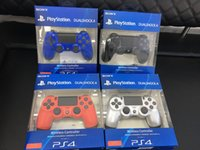 Controlador inalámbrico al por mayor del regulador PS4 del regulador inalámbrico PS4 del fabricante