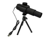 video surveillance usb venda por atacado-Freeshipping 1-70X Zoom 2.0MP de Longa Distância Câmera USB Digital Telescope Para monitor local Casa de Vigilância de vídeo em vídeo 13 línguas