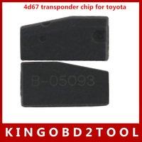 Wholesale Toyota Camry Wholesale Price - Factory price!!!50pcs lot toyota car transponder chip 4d67 transponder chip For Toyota Camry Corolla in stock