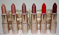 Wholesale mixing lipsticks colors for sale - Group buy Snowball Limited Edition Holiday Lipstick Elle Belle Rouge En Snow Shimmer Glistening Holiday Crush Warm Ice colors Glitter Lipstick