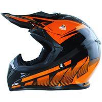 Wholesale Fox Racing Motorcycle - wholesale 2016 new arrival KTM Off Road casco Capacetes motorcycle helmet fox Motocross racing ATV Helmet S M L XL size