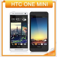 Wholesale One M4 - 2016 Direct Selling M4 Original HTC One mini 610e M4 Android 4.2 dual core 4MP Camera 4.3 inch GPS WIFI 1GB 16GB mobile phone
