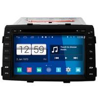 Wholesale Dvd Sorento - Winca S160 Android 4.4 Car DVD GPS Headunit Sat Nav for Kia Sorento 2010 - 2012 with Radio Wifi Player