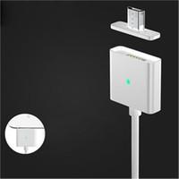 charger la lumière du téléphone achat en gros de-Chargeur magnétique câble 1M recharge rapide LED éclairage métal micro câble de synchronisation USB pour Samsung S6 Note 5 téléphone Android