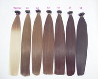 en iyi bakire saç uzatmaları toptan satış-En iyi 10A Bakire Insan Saç Uzantıları Içinde Bant Orijinal Doğal Ham Bakire Remy Brezilyalı Perulu Hint Malezya Cilt Atkı PU Bant Saç