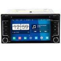 Wholesale Car Gps Dash Hilux - Winca S160 Android 4.4 System Car DVD GPS Headunit Sat Nav for Toyota 4Runner   SW4   Hilux Surf 2003 - 2009 with Wifi Radio 3G Player