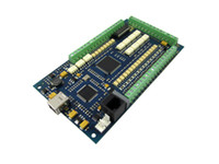 Wholesale Board Cnc Kit - 2015 NEW precise blue CNC mach3 usb 3 Axis Controller card Kit,3pcs TB6600 4 Axis Stepper Motor Driver Board