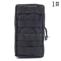 Wholesale Mags Magazine - Tactical MOLLE PALS Modular Waist Bag Pouch Utility Pouch Magazine Pouch Mag Accessory Medic Tool Pack