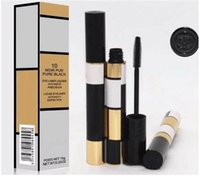 Wholesale Fast Selling Products - FREE SHIPPING 12PCS NEWEST Best-Selling Brand Products black MASCARA 10g