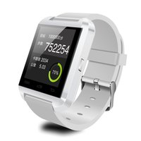 Wholesale Used Galaxy Phones - U8 Smart Watch Watches WristWatch Bluetooth Smartwatch for iPhone 5S 6 Plus Samsung Galaxy S5 S6 Edge Note 4 Android Phone JBD-U8