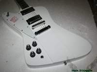 Wholesale Left Handed Electric Guitars Cheap - Custom Shop Thunderbord 6 Strings Left Handed Electric Guitar New Arrival OEM Cheap