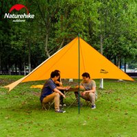 All'ingrosso- NatureHike New Outdoor a prova di raggi ultravioletti Parasole impermeabile Tenda da sole Tenda da sole Shelter tenda da sole all'aperto