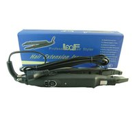 Wholesale Tools For Fusions Extensions - 220v Dual Heat Wand Tool for Fusion Human Hair Extension EU