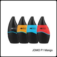 Wholesale f1 metal - Original JOMO F1 Mango Vaporizer Vape Mod Kit 25W Portable E Cigarette Kits 750mAh Battery F1 Mango Box Mod Kit