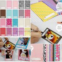 Wholesale Mini 25 Film - 100pcs Polaroid Photo Films Skin Sticker Album For FujiFilm Instax Mini 8 7 7S 25 50s