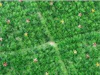 ingrosso tappetino artificiale per giardino-25X25 CM Artificiale di plastica bosso topiaria albero Erba Prato per giardino casa decorazione di cerimonia nuziale spedizione gratuita
