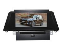 araba dvd navigasyon bluetooth toptan satış-BMW X5 E70 2011 ~ 2014 ARABA DVD OYNATICI GPS Navigasyon ILE 1080 P HD Ekran ARABA MULTIMEDYA SISTEMI