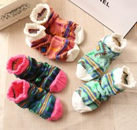 Wholesale Hyson Shop Women s Sock High Quality Ankle Sock cotton Girl s Socks in Square Printing Cotton Sock Assorted pairs pack