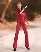 Mnemht Pre-sale 1/6 FD002 Modello Robot Terminator Hot Heart Red Donna Killer Rebel Femminile Manipulator Femminile Solider Giocattoli l30