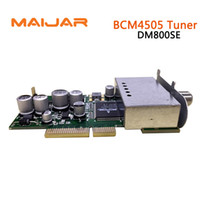 Wholesale Tv Satellite Tuner - Bcm4505 Se Tuner Work For Digital Satellite Receiver Series 800se 800se v2 Dvb-s2 tuner free shipping