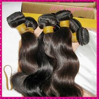 Wholesale Sexy Under Ladies - Sexy Girl Natural Shiny Raw Cambodian Virgin Body Wave Hair 3 Bundles(300g) No Chemical Process BEST 8A World Charming Lady