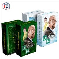 Wholesale Favorite Plays - New Magicians Favorite Original Bicycle Breaking Bad Playing Cards Advanced Paper Poker Magic Tricks Gift Collection Poker