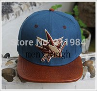 Wholesale Nhl Snapback Hats Wholesale - Wholesale-2015 NEW arrived NHL Leather hat,Detroit baseball cap,wings baseball Snapback,Red hockey hats,Ice hockey caps,Free Shipping