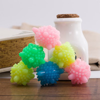 Wholesale Wind Clean - Magic Clear Laundry Ball Solid PVC Anti Winding Clothes Cleaning Tool Strong Decontamination Ability Washing Balls Portable 0 26re B