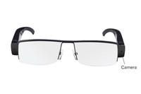 Wholesale Photo Spy - 1920*1080 Glasses Camera Take Video Take Photo Support 2-32GB TF Card Spy hiddem Mini Cam
