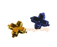 Wholesale button pad replacement for sale - Group buy New Arrival Replacement Accessories Chrome Handle Dpad D PAD D PAD Cross Button buttons For Xbox One XBOXONE